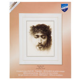 Jesus Counted Cross Stitch Kit